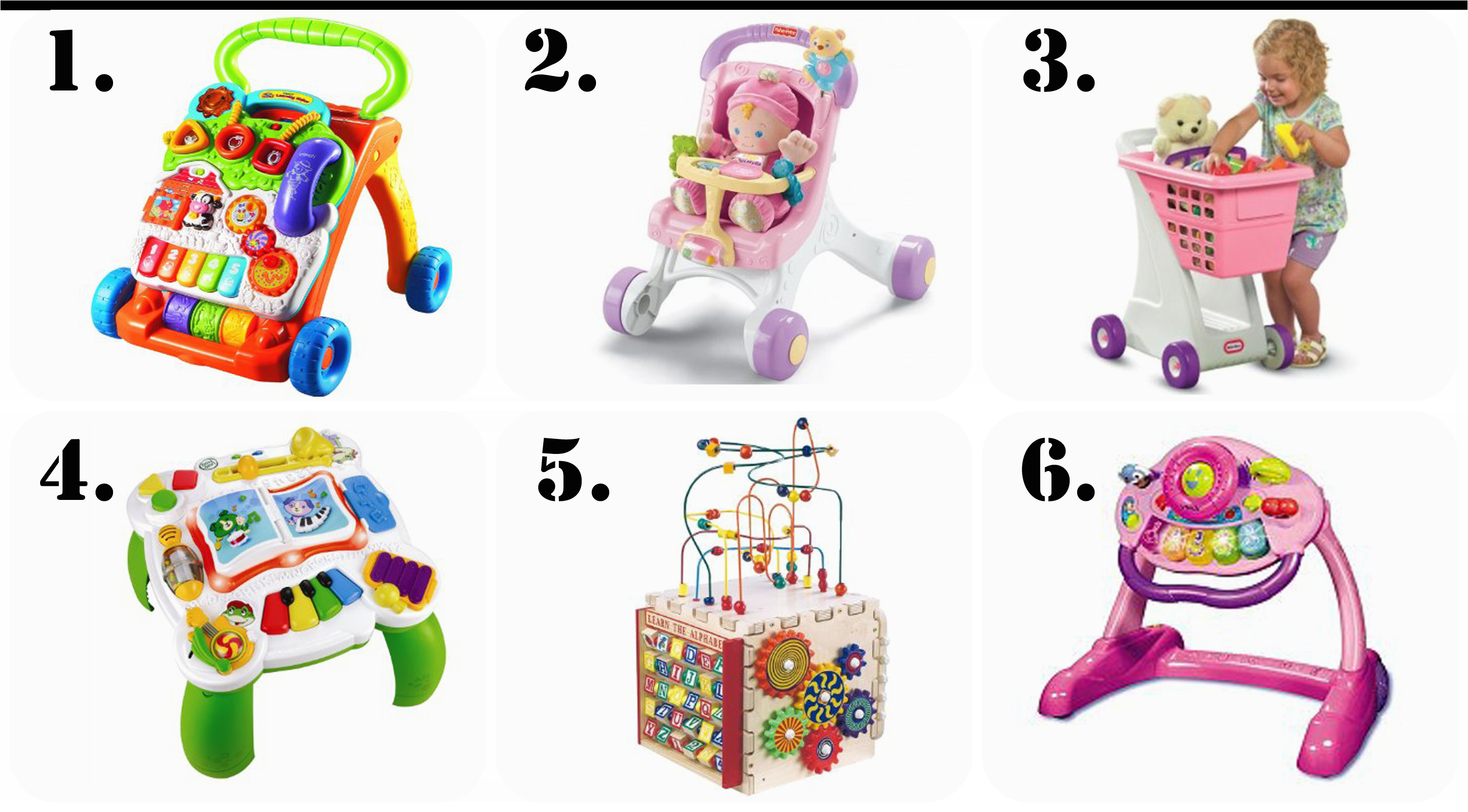 the ultimate gift list for a 1 year old girl