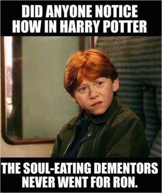 ginger meme