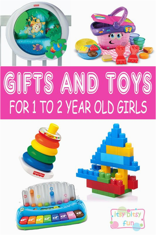gift ideas for 1 year old girl