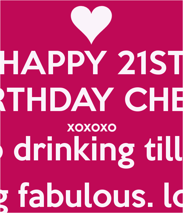 21 birthday quotes for girls