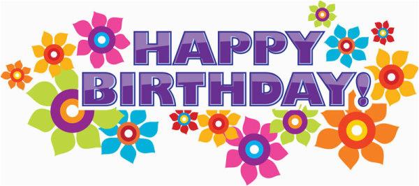 4474 happy birthday design elements free vector 04