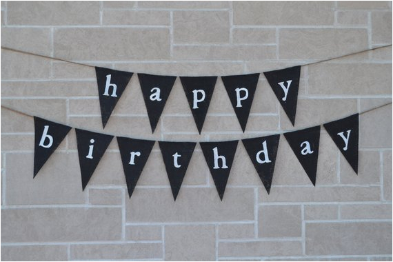 happy birthday banner party banner adult