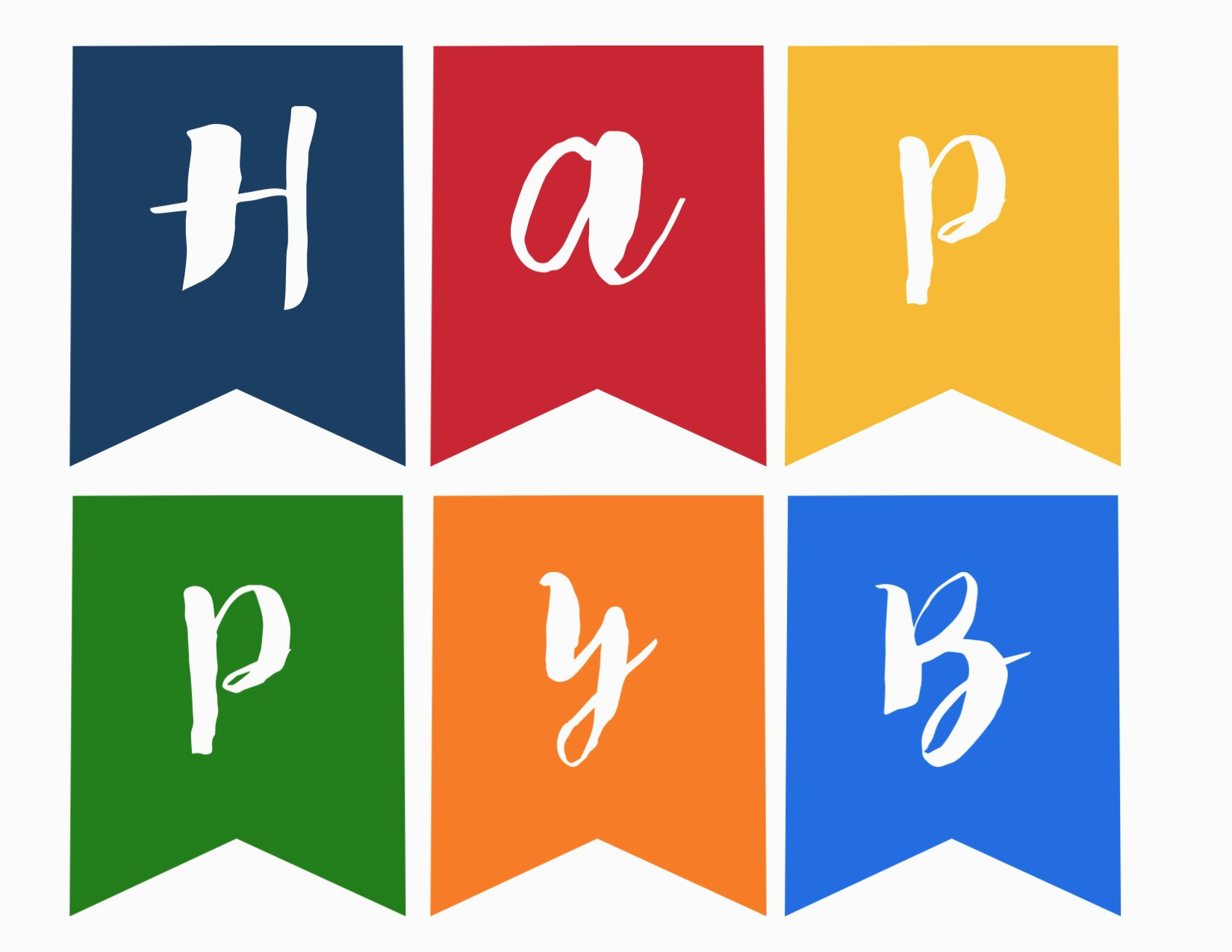 photograph relating to Printable Happy Birthday Signs titled Satisfied Birthday Banners in direction of Print Delighted Birthday Banner Absolutely free