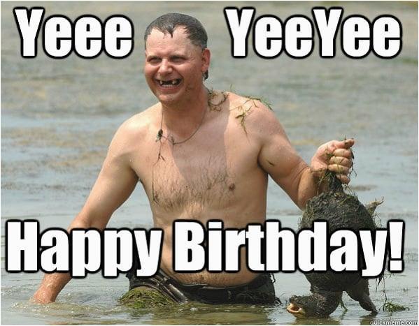 happy birthday images men