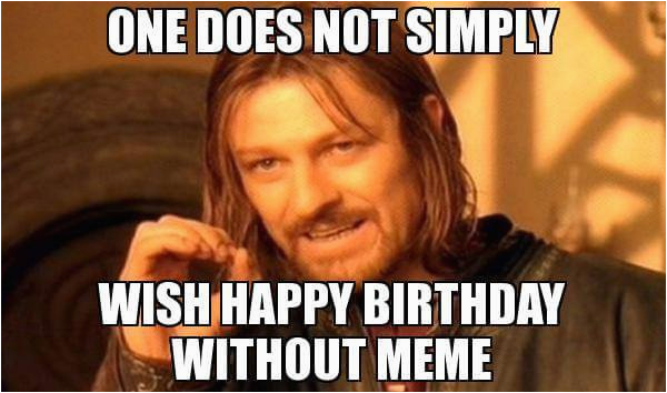 best funny happy birthday memes