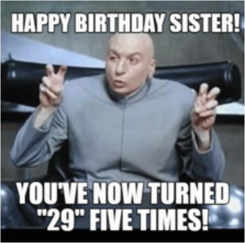 birthday memes for sister