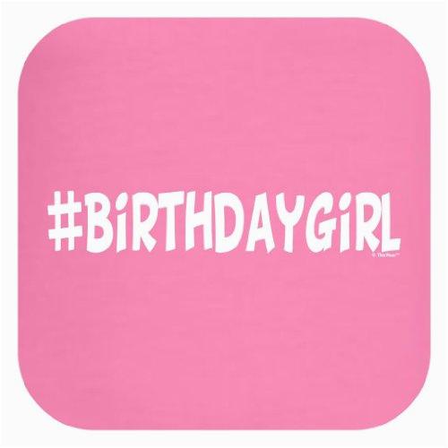 2148900 hashtag birthday girl juniors tank top small azalea