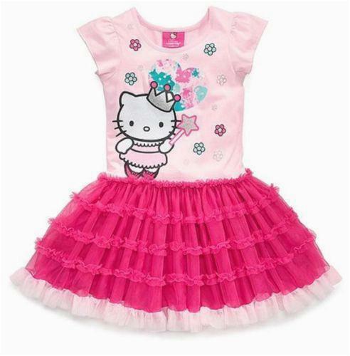 hello kitty party dress