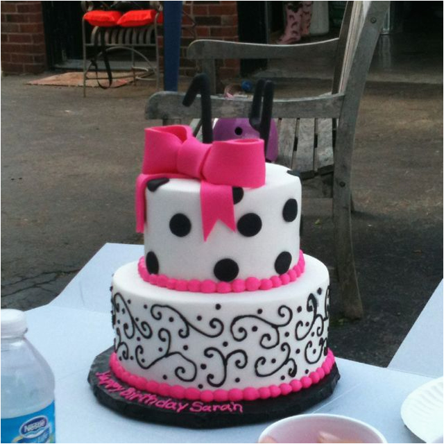 14th birthday cakes