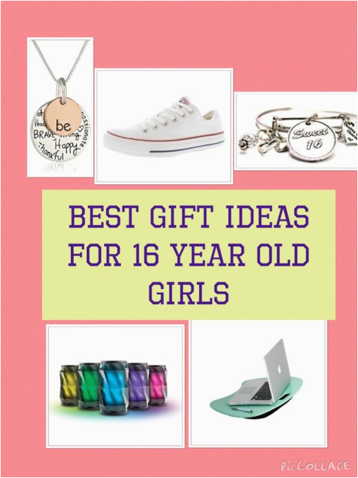 gifts for 16 year old girls