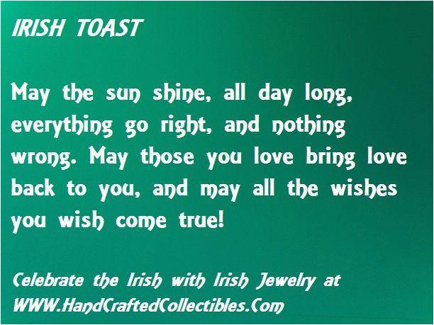 irish birthday wishes