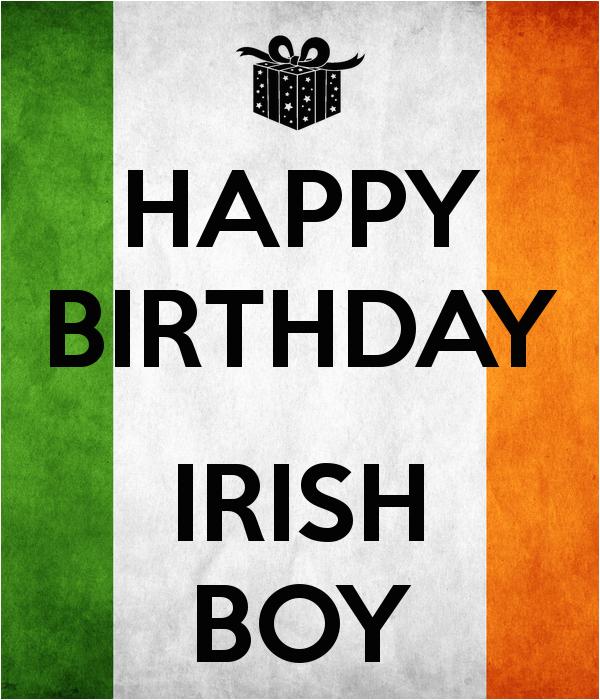 happy birthday irish boy 2