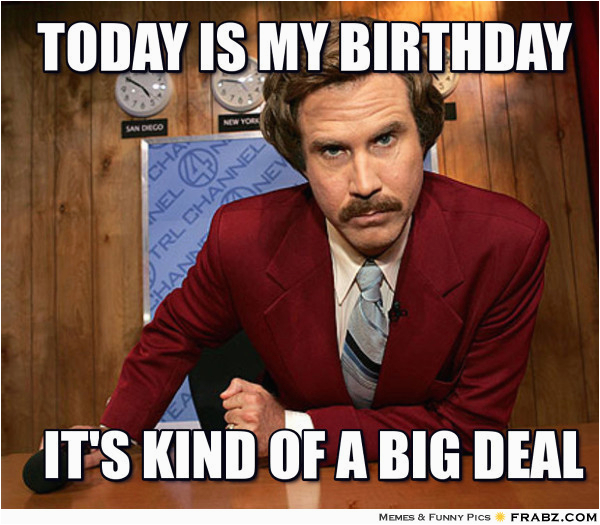 its my birthday memes