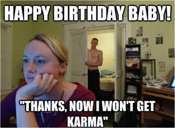 happy birthday meme for husband