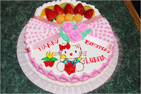 birthday cake designs latest
