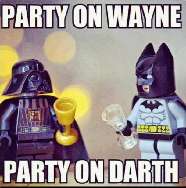 Lego Happy Birthday Meme Party Time Excellent Meme Guy