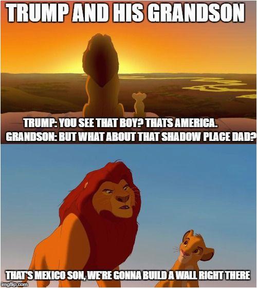 lion king meme