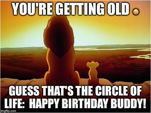 Lion King Birthday Meme Lion King Meme Imgflip