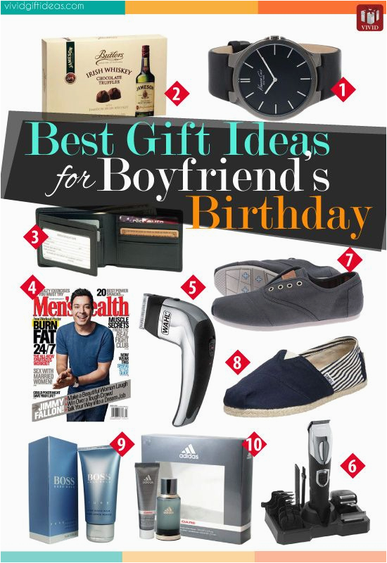 List Of Birthday Gifts For Him Best Gift Ideas Boyfriend 39 S The Mag