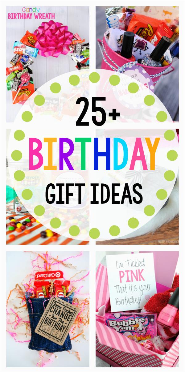 fun birthday gift ideas for friends
