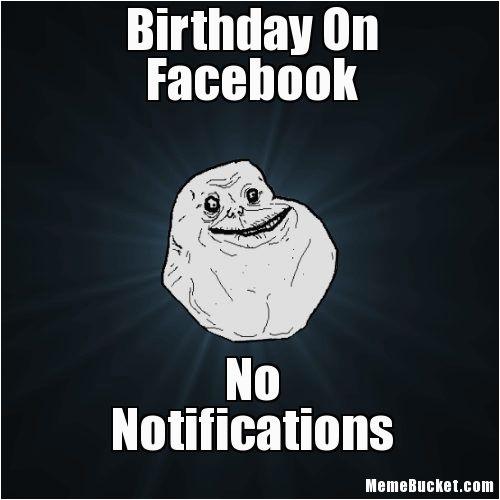 birthday on facebook