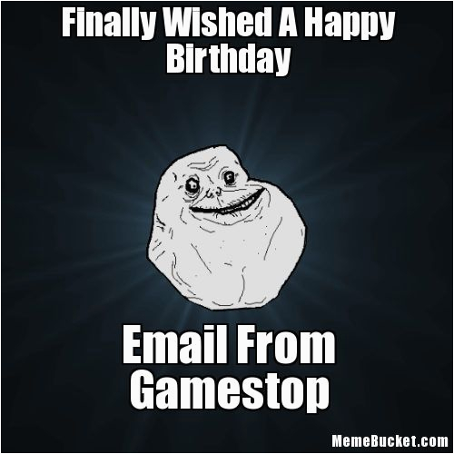 finally wished a happy birthday