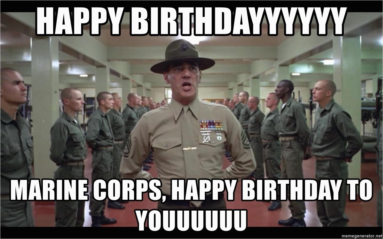 r lee ermey2 happy birthdayyyyyy marine corps happy birthday to youuuuuu