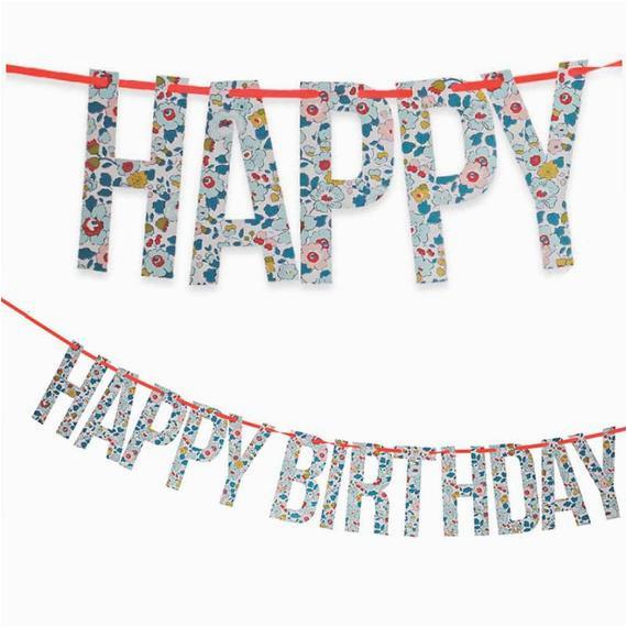 liberty betsy happy birthday garland