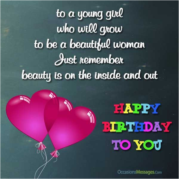 birthday wishes girls