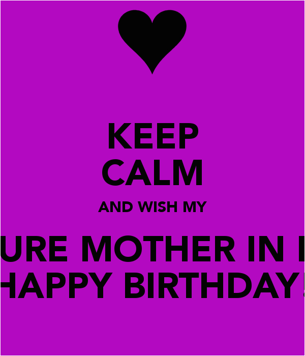 birthday quotes for future mother in law