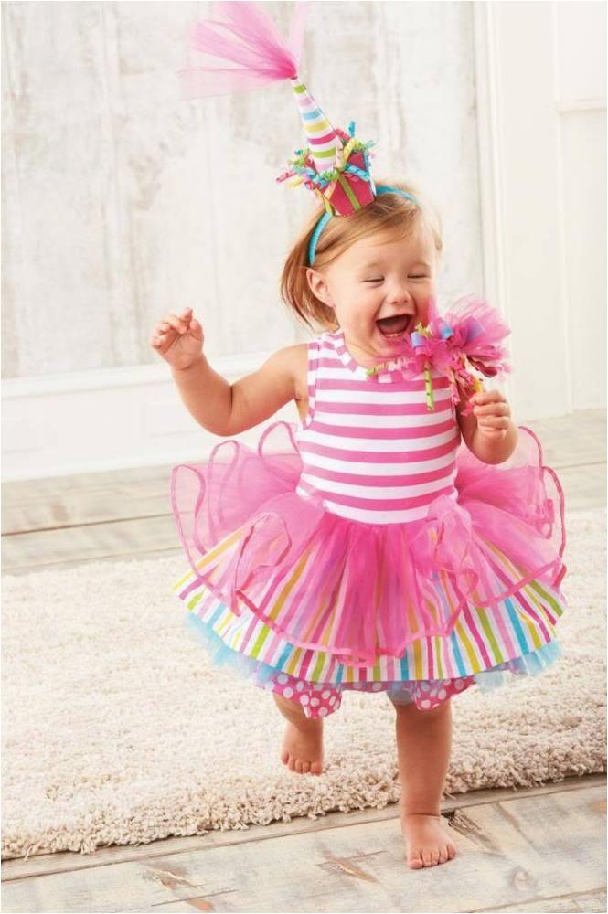 Mud Pie Birthday Girl Dress Mud Pie Birthday Wishes Girls Tiered Party Dress Pink 1st