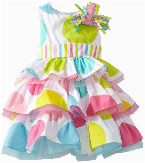 mud pie newborn birthday dress