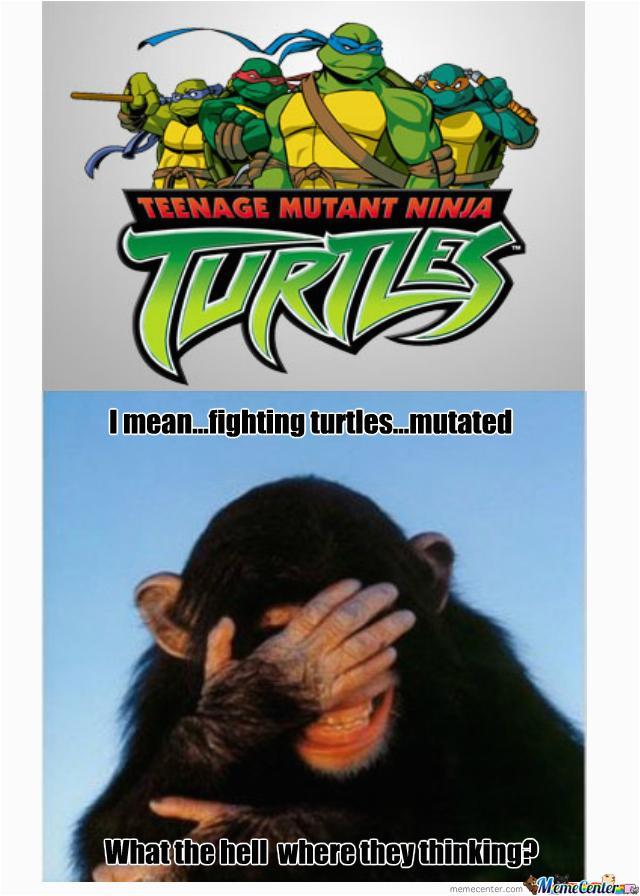 ninja turtle memes