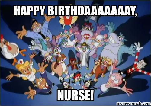 happy birthday nurse