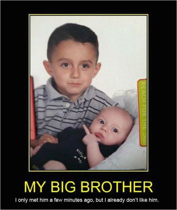 happy birthday funny older brother quotes