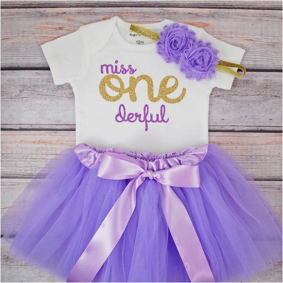 one derful first birthday outfit girl