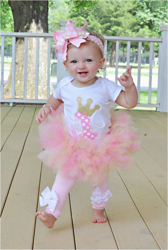 Outfits for First Birthday Girl 17 Cute 1st Birthday Outfits for Baby Girl All Seasons