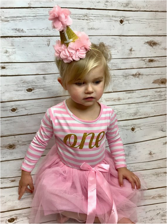 Outfits for First Birthday Girl Baby Girl First Birthday Outfit First Birthday Dress Girls