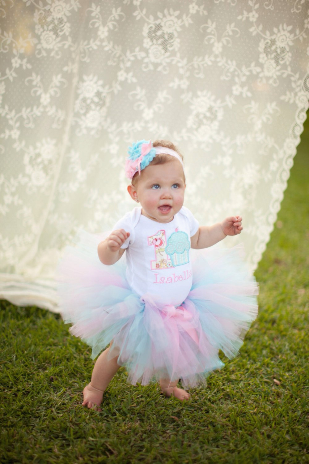 girls first birthday outfit first