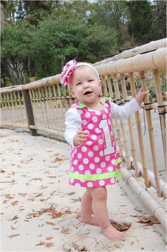 girls personalized birthday outfit is a