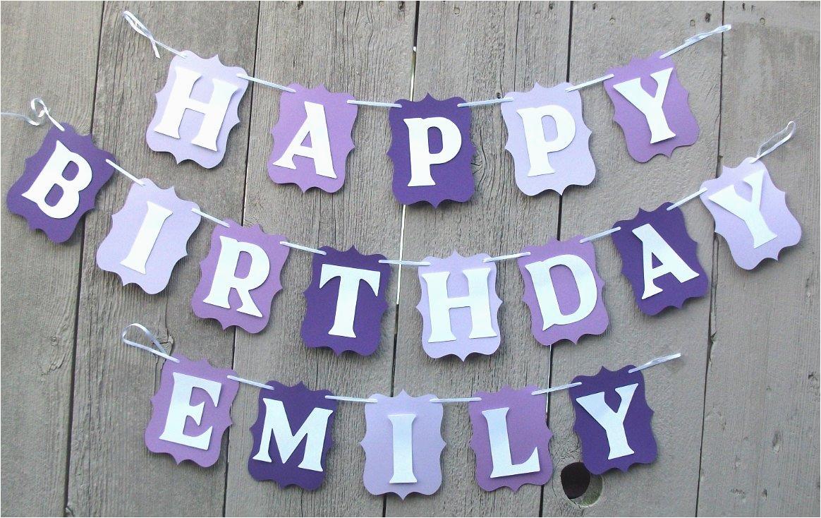 happy birthday banner birthday banner