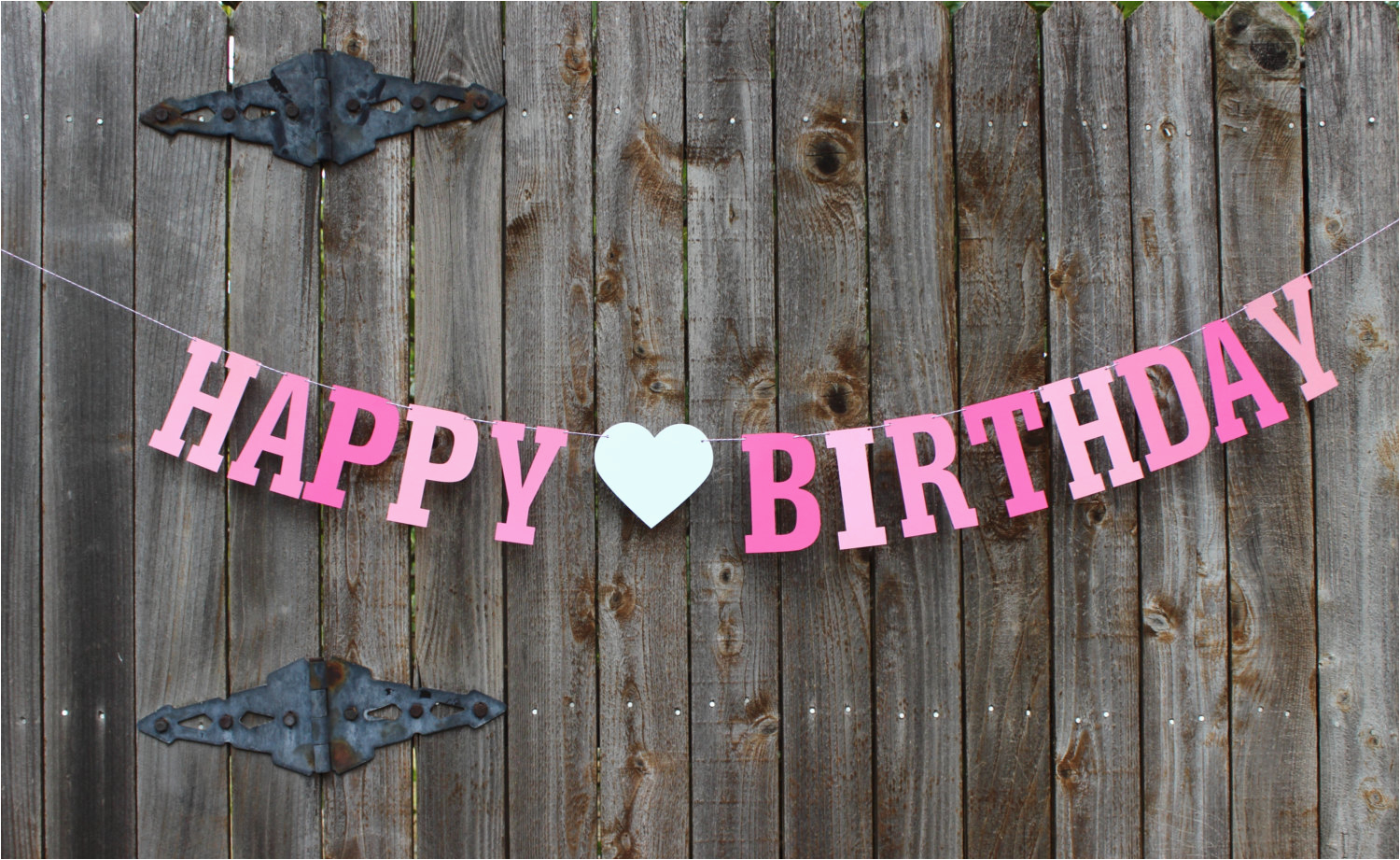 Personalized Happy Birthday Banners Happy Birthday Banner Personalized Birthday Banner Pink