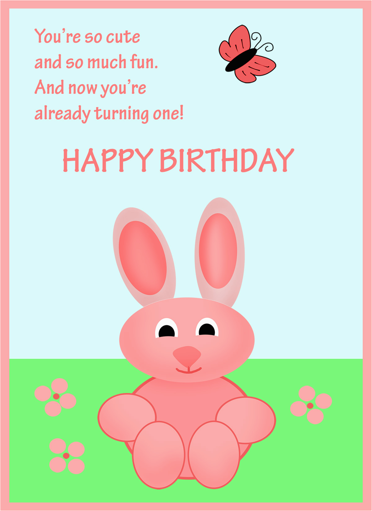 find your printable 1st birthday invitation here