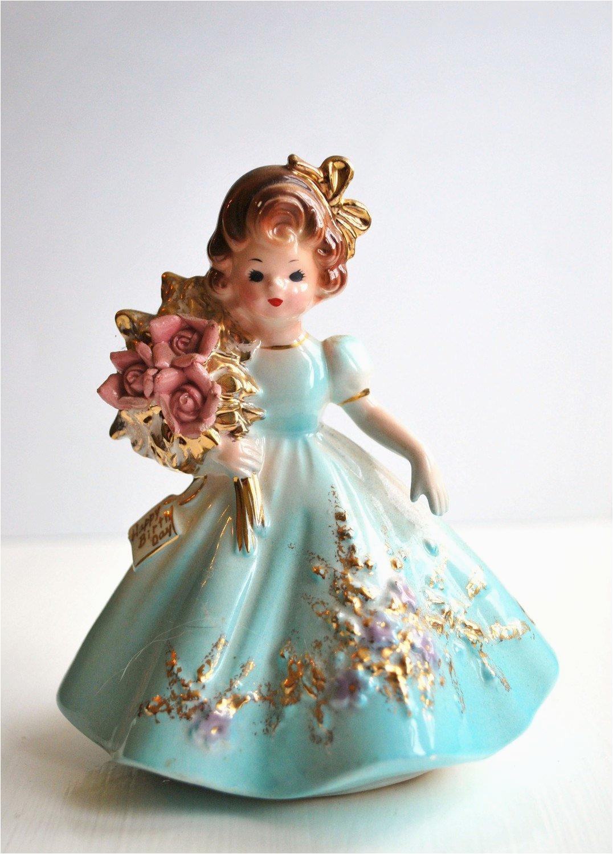 josef originals porcelain figurine rare