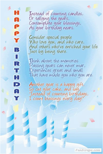 birthday prayer