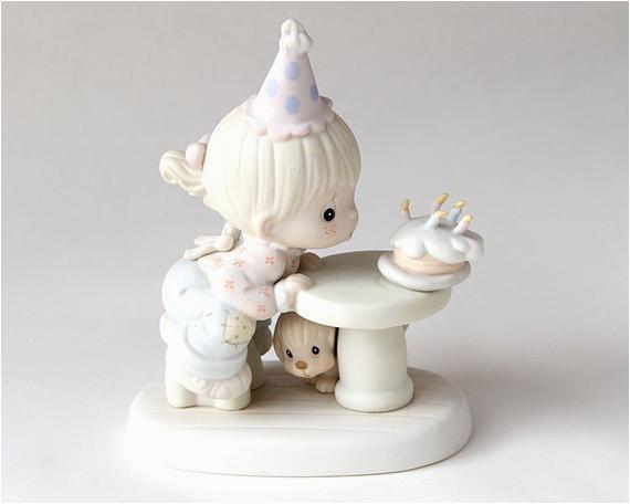 precious moments birthday figurine