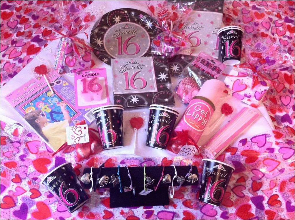 the cute 16th birthday gift ideas for girls
