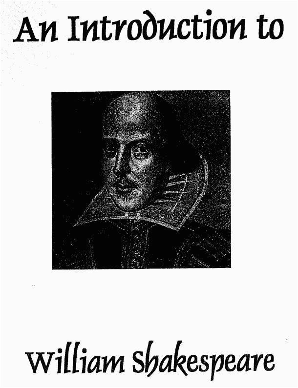 Shakespeare Happy Birthday Meme An Introduction to Shakespeare A Useful Introduction to