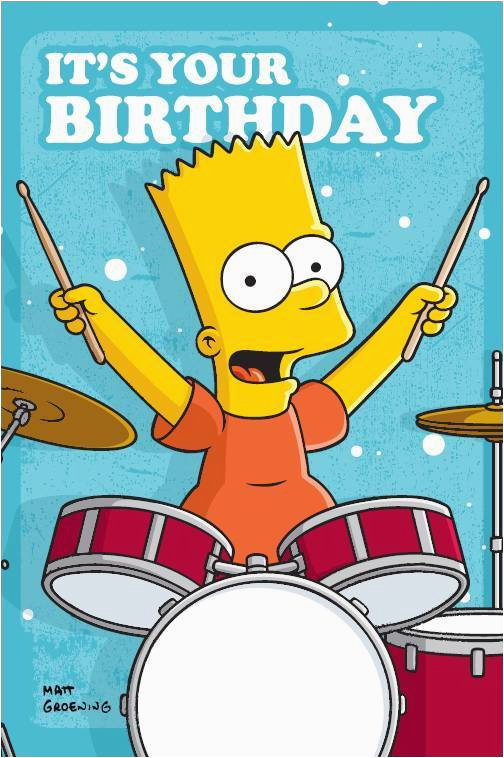 Simpsons Birthday Meme Happy Birthday Meme Simpsons