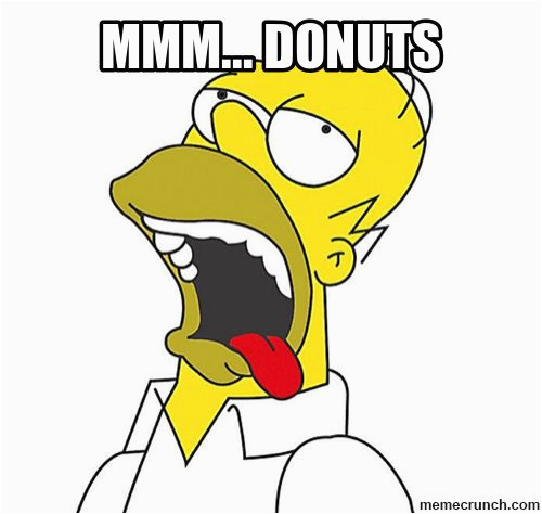 Simpsons Birthday Meme Homer Meme Google Search Funny E Cards Pinterest